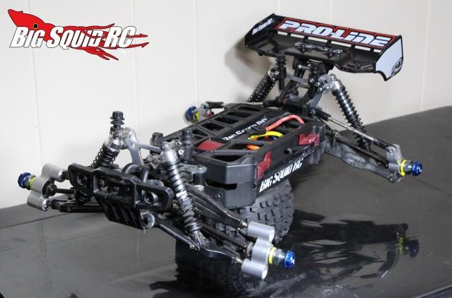 Aluminum Upgrades Thunder Tiger MT4 G3