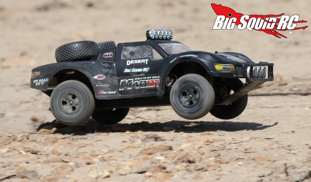 Review Carisma M40dt Desert Truck Brushless Rtr Big Squid Rc