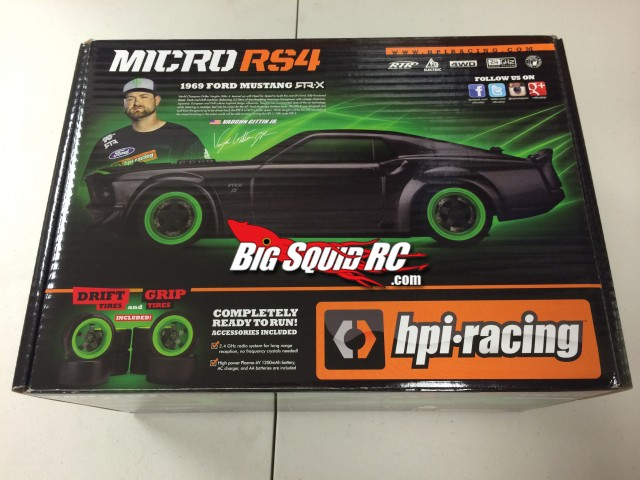 HPI Micro RS4 Box Side 2