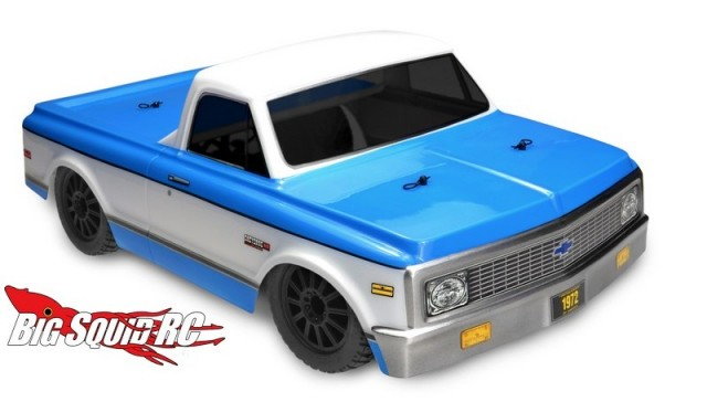 JConcepts 1972 Chevy C10 Scalpel Body