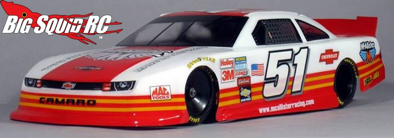 McAllister Racing 2014 Nationwide Ford Mustang & Chevy