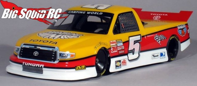 McAllister Racing Chevy Nastruck