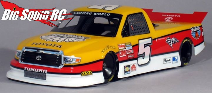 Tundra Racing Series >> McAllister Racing 2014 Nastruck Ford, Chevy, and Toyota Bodies « Big Squid RC – RC Car and Truck ...