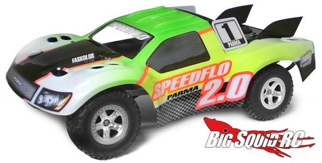 Parma SpeedFlo SCT Body
