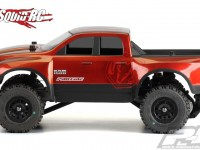 Pro-Line 2013 Ram 1500 True Scale Clear Body