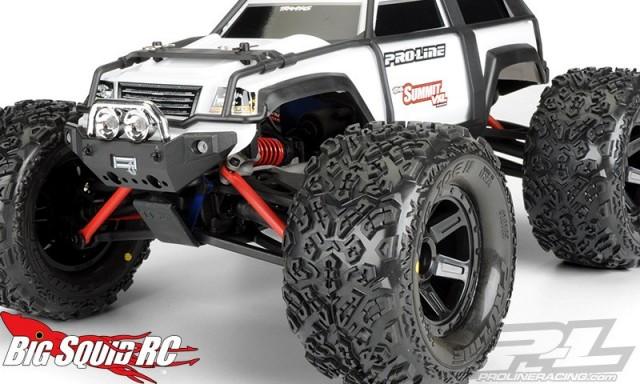 Pro-Line Big Joe II 2.2 Mounted Tires