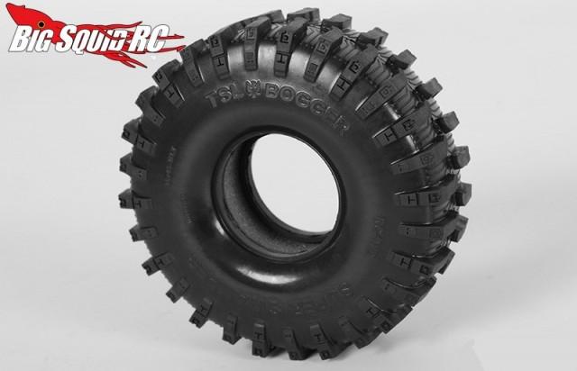 """RC4WD Interco Super Swamper 1.7 TSL/Bogger """"Siped"""" Tires"""