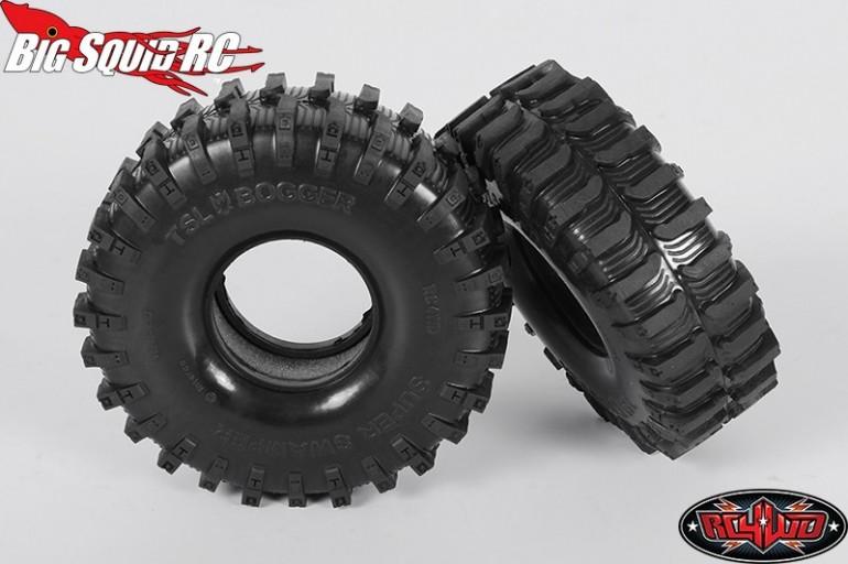 "RC4WD Interco Super Swamper 1.7 TSL/Bogger ""Siped"" Tire"
