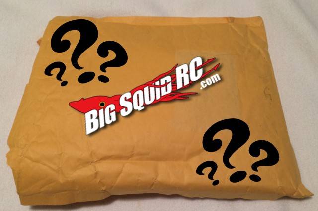 Raging Rotors Mystery Envelope