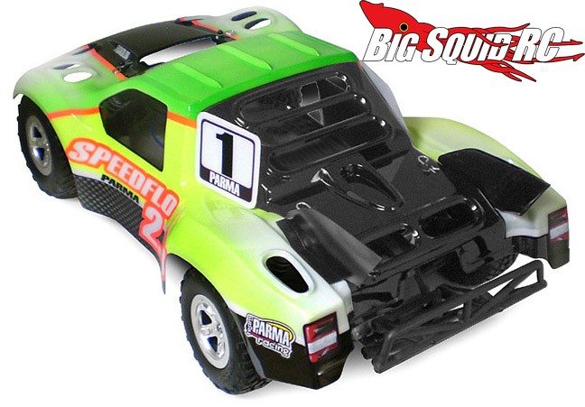 Parma Speedflo 2.0 Body