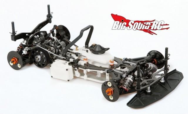 Serpent Natrix 748 Nitro Touring Car
