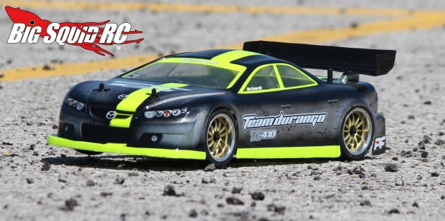 Team Durango DETC410 Touring Car Review