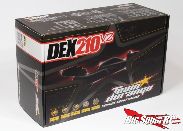 Team Durango DEX210v2 Unboxing