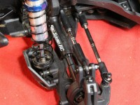 Vaterra Halix Hop-up turnbucles tie rods