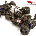 Xpartus Carbon Fiber Kit Duratrax Nissan Camaro