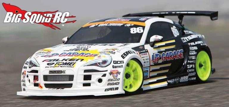 Yokomo Team Up Garage Falken 86
