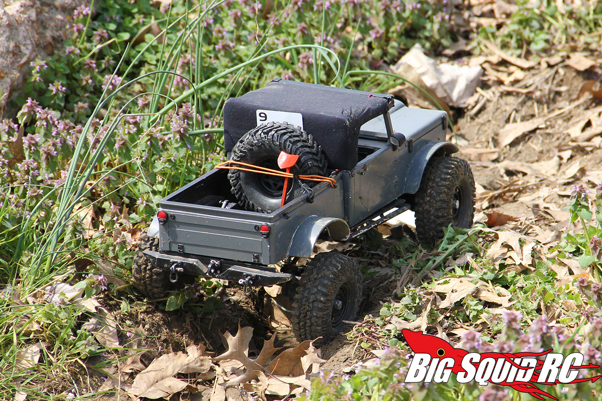 Event Coverage Axial Iron Mountain Depot Recon G6 171 Big