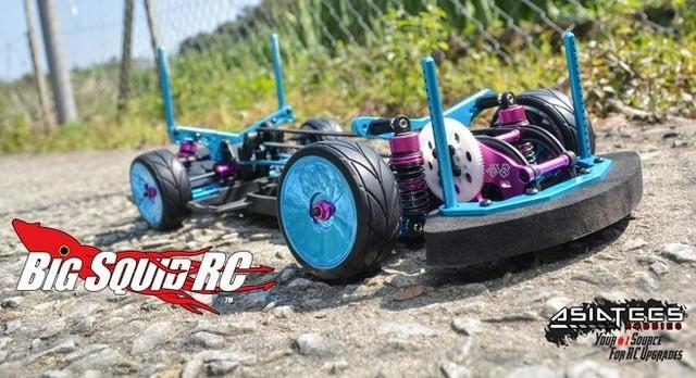 Boom Racing Performance Combo 3Racing Sakura D3