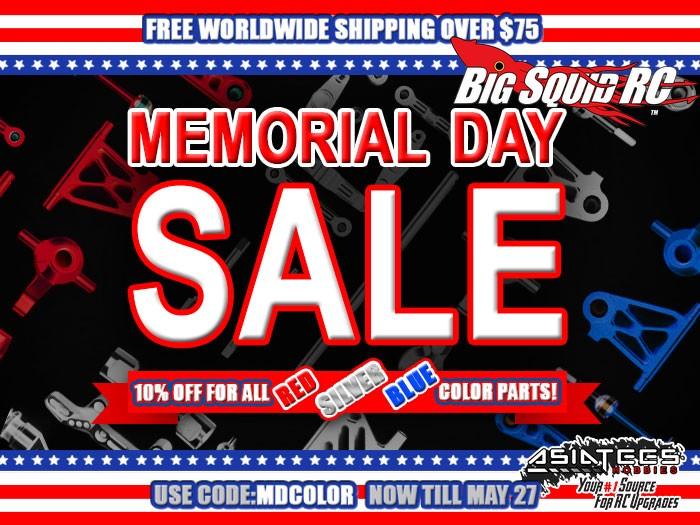 Asiatess Memorial Day Sale