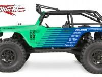 Axial SCX10 Jeep Wrangler G6 Falken Edition