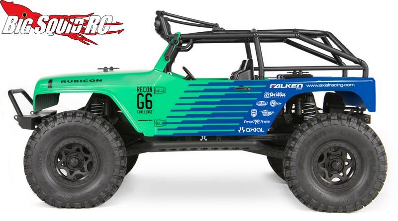 Axial R C : Axial scx jeep wrangler g falken edition rtr « big