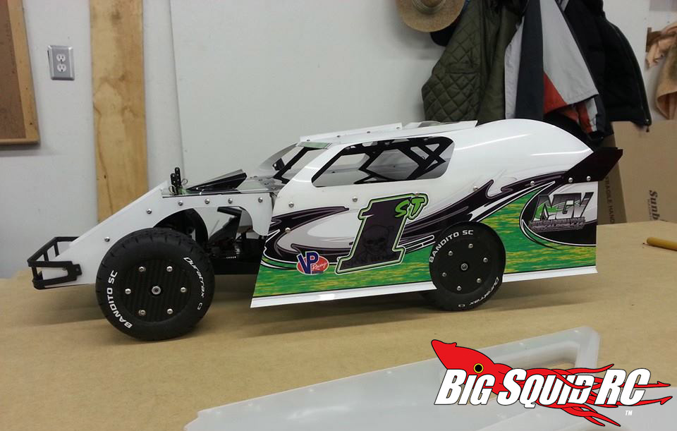 Everybody's Scalin' For the Weekend: Pro-Line Pro-2 Dirt Oval