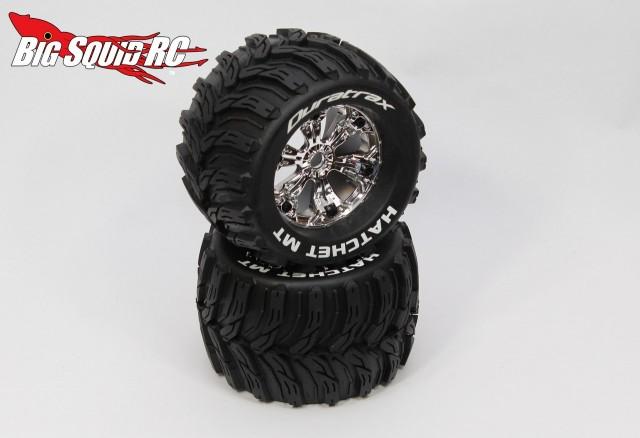 Duratrax 3.8 Hatchet MT Tires