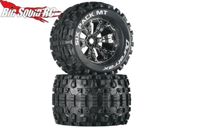 Duratrax 3.8 Monster truck tires