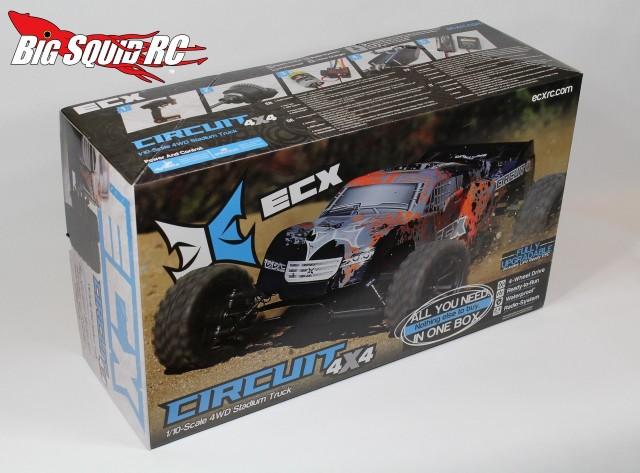 Unboxing ECX Circuit 4wd 4x4