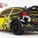 Vaterra Ford Fiesta Rockstar Energy