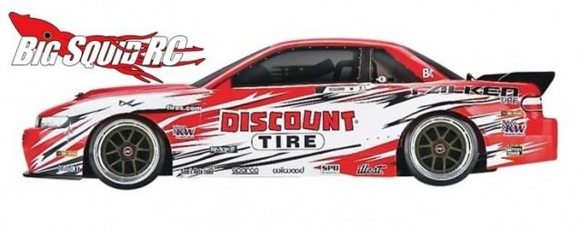 HPI RS4 Nitro Drift