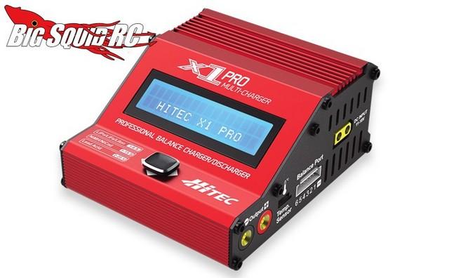 Hitec X1 Pro Multi-Charger