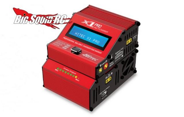 Hitec X1 Pro Charger E Power Box 17A