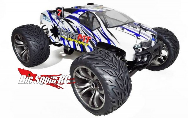 Hobao Hyper MT Monster Truck