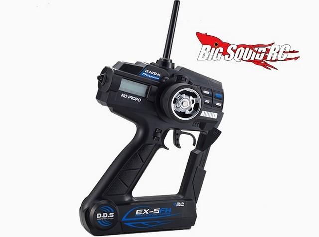 KO Propo EX-5FH Transmitter