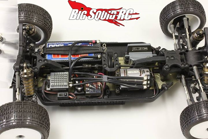 Kyosho Lazer Zx6 4wd Buggy Kit 171 Big Squid Rc Rc Car And