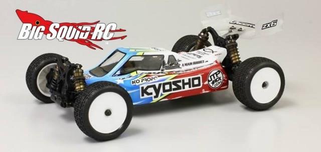 Kyosho Lazer ZX6 Buggy