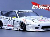 Pandora RC Nissan 180SX