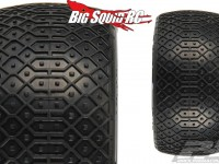 "Pro-Line Electron VTR 2.4"" Buggy Rear Tires"
