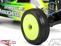 Pro-Line Velocity VTR 2.4 2WD 4wd Hex Front Wheels