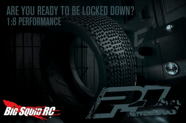 Pro-Line LockDown 8th Buggy Tires