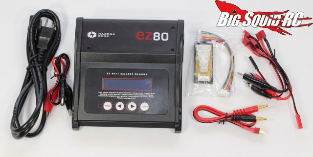 Racers Edge EZ80 Charger Review