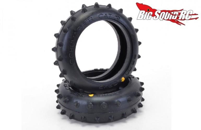 Schumacher 2 row stud tires