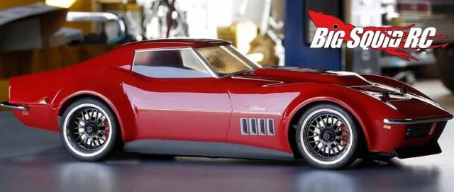 Vaterra 1969 Custom Corvette RTR