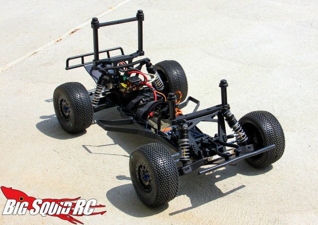 """A """"stock"""" Pro-Line Pro-2 Short Course Truck (w/ extended rear body mount)"""