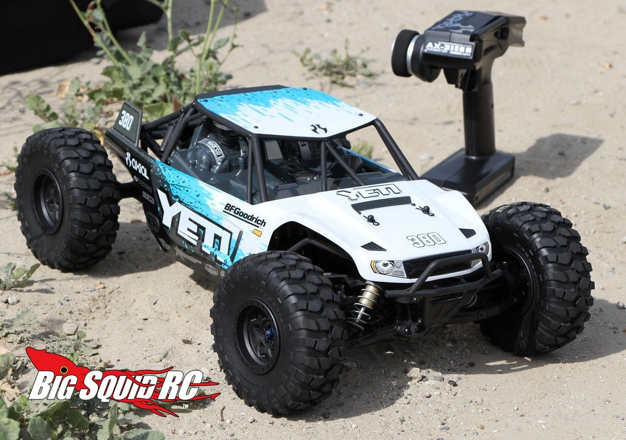 Axial R C : Axial yeti review a rock racing beast with video « big