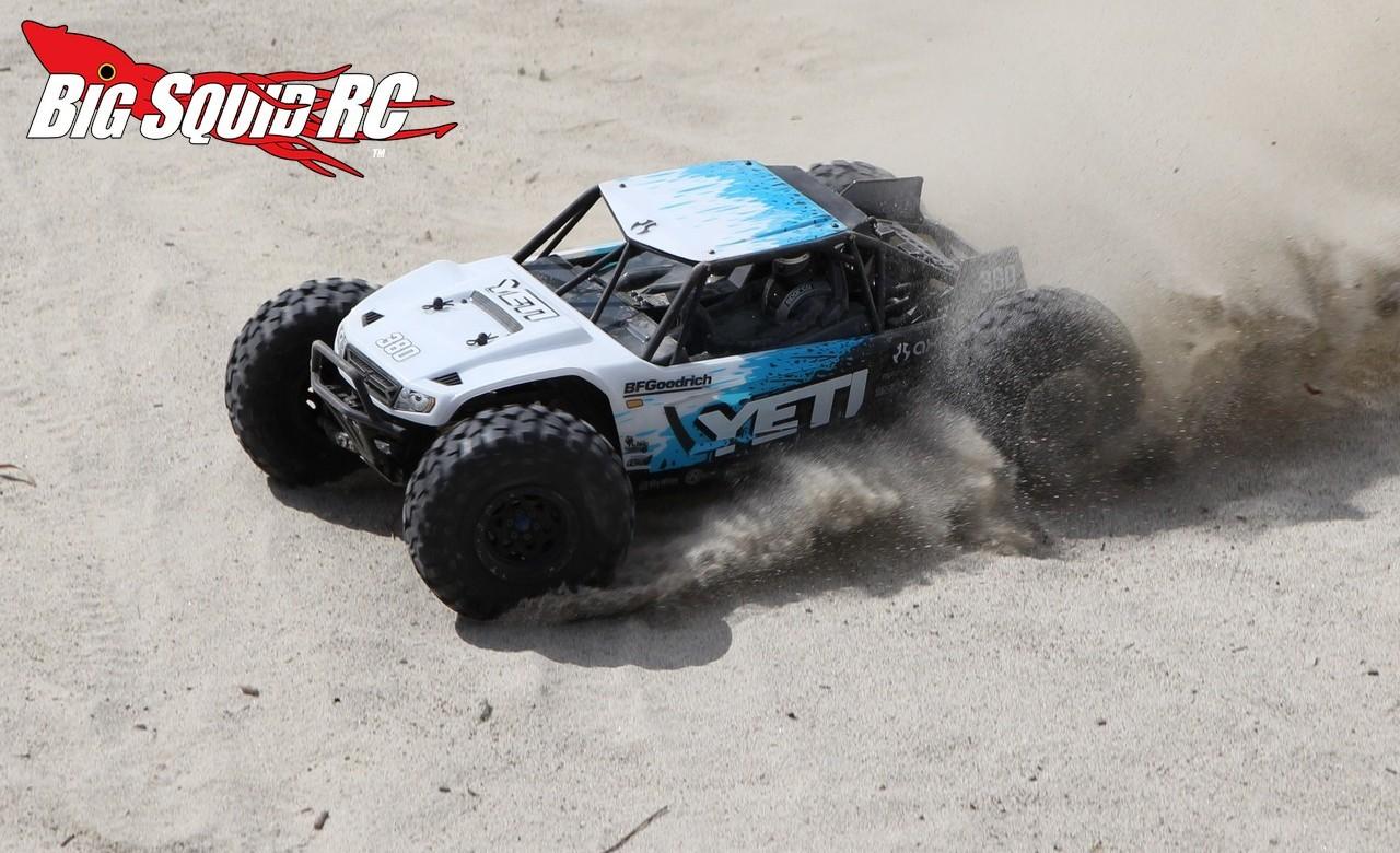 Yeti Rc Car Top Speed