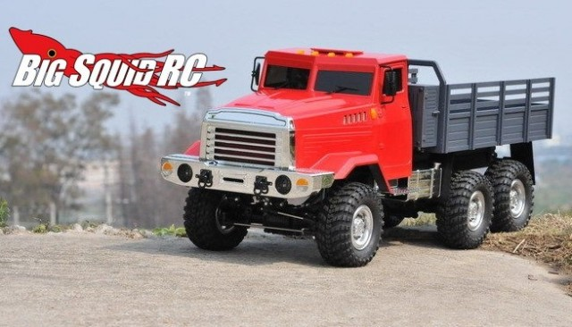 Cross-RC KC6 6x6 Truck