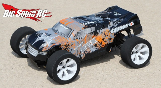 High Speed ECX 4WD Circuit