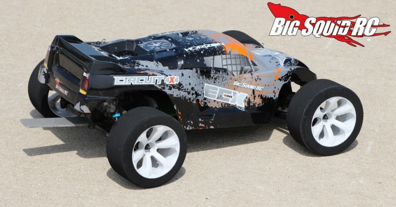 ECX High Speed 4WD Circuit